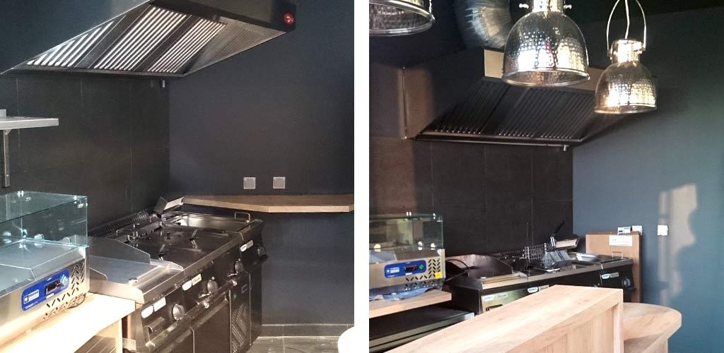 Opa solutions cuisines sur mesure - Eclairage cuisine professionnelle ...
