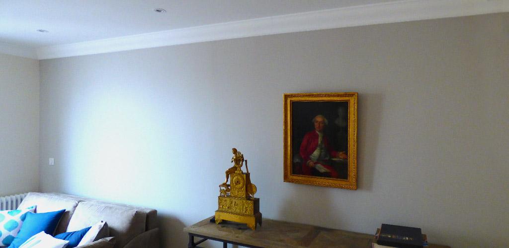 Opa solutions cuisines sur mesure for Peinture plafond cuisine