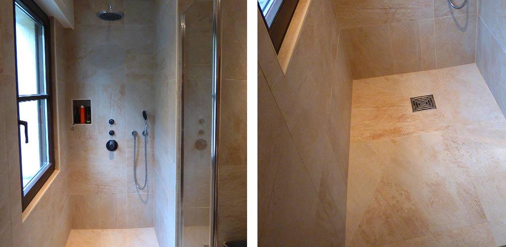 Opa solutions salles de bain sur mesure - Etancheite sous carrelage salle de bain ...