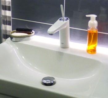 lavabo salle de bain PMR