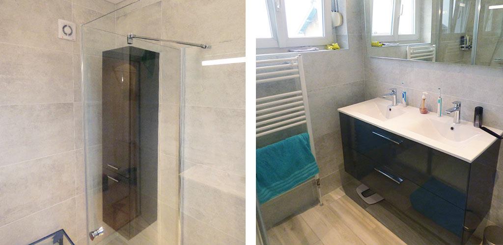 Opa solutions salles de bain sur mesure for Rampe salle de bain