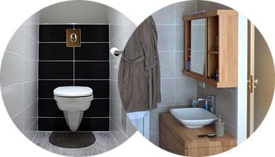 Équipements de salles de bain et sanitaires