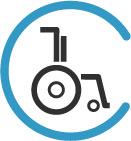 Personnes à mobilités réduites et séniors